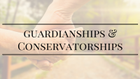 Guardianships and Conservatorships page link